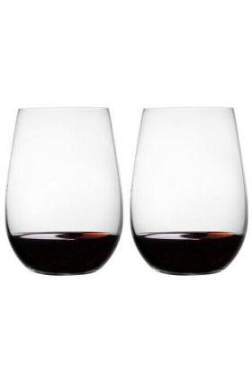 Riedel O Cabernet/Merlot rødvinsglass 60 cl 2pk