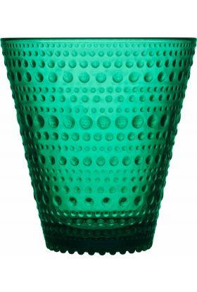 Kastehelmi glass smaragd