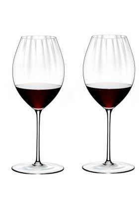Riedel Performance Syrah/Shiraz rødvinsglass 63 cl 2pk