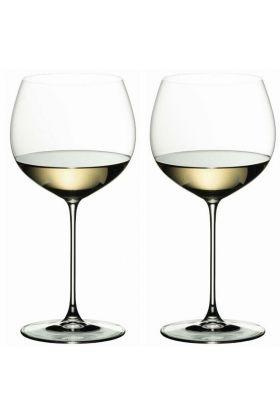 Riedel Veritas Oaked Chardonnay hvitvinsglass 62 cl 2pk