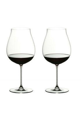 Riedel Veritas New World Pinot Noir rødvinsglass 79 cl 2pk