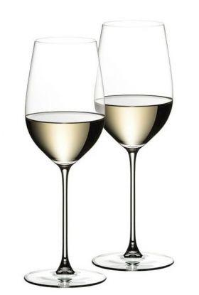 Riedel Veritas Riesling/Zinfandel rød-/hvitvinsglass 40 cl 2pk