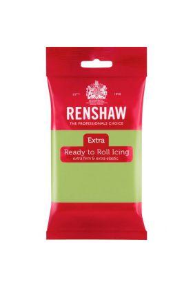 Renshaw, Fondant grønn pastell 250 g