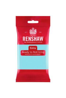 Renshaw, Fondant lys blå pastell 250 g