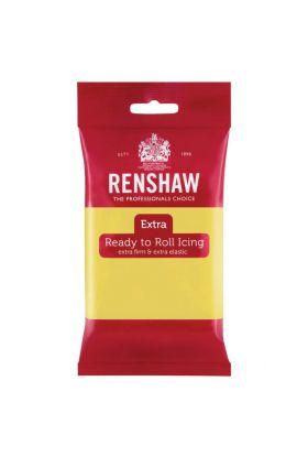 Renshaw, Fondant gul pastell 250 g