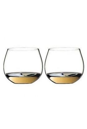 Riedel O, Chardonnay vinglass 2 pk