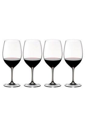 Riedel, Vinum Cabernet Sauvignon vinglass 4pk