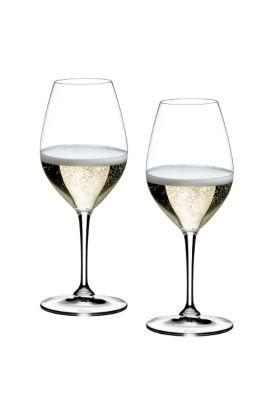 Riedel Vinum, champagneglass 2 pk