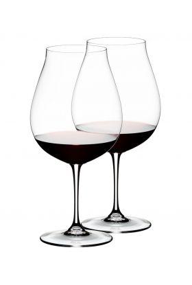 Riedel Vinum, New World - Pinot Noir vinglass 2 pk