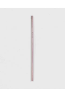 Stålsugerør rosegull
