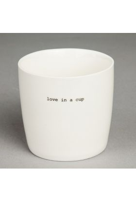 Sögne, Krus love in a cup
