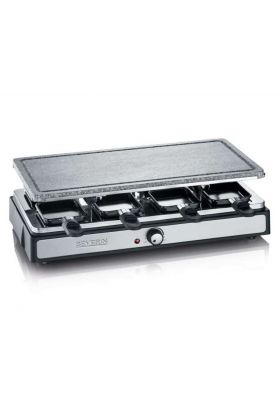 Severin Raclette 8 pers 1400W natursten