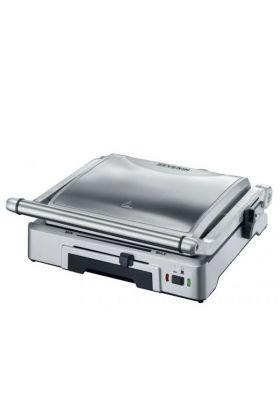 Severin Kontaktgrill m/flate og grill plater