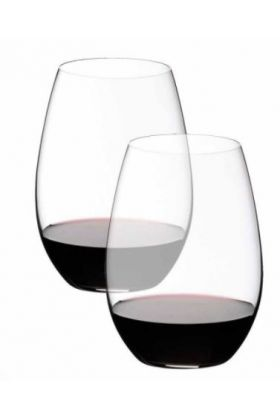 Riedel O Syrah/Shiraz rødvinsglass 62 cl 2pk