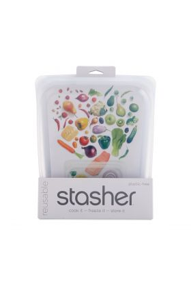 Stasher, multipose silikon 1,92 l