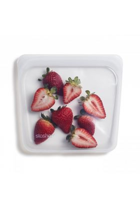 Stasher sandwich clear 450 ML/19x18 cm