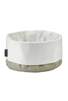 Stelton Brødpose sand/hvit 23 cm