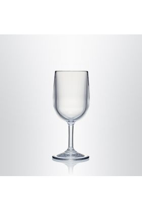 Strahl, Hvitvinsglass plast 245 ml