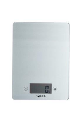 Taylor Pro digital kjøkkenvekt Silver 5 kg