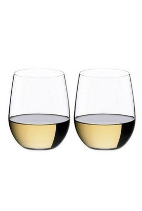 Riedel O Viognier/Chardonnay hvitvinsglass 32 cl 2pk