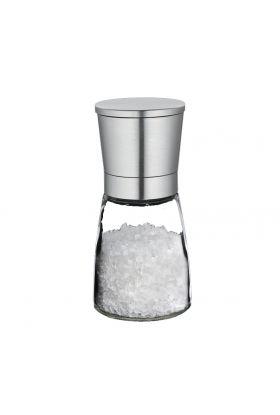 SALTKVERN RUSTFRITT STÅL/ GLASS