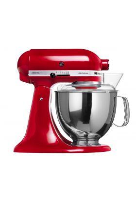 Kjøkkenmaskin rød