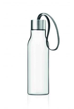 Drikkeflaske, 0,5 l, grey