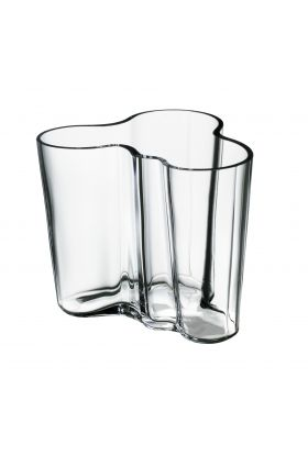Aalto vase 95mm klar