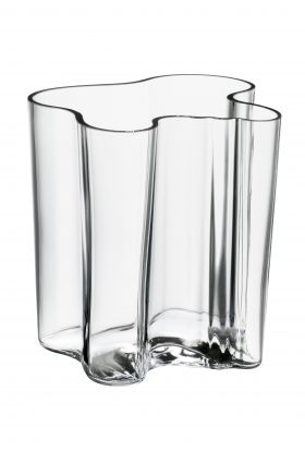 Aalto vase 200mm klar