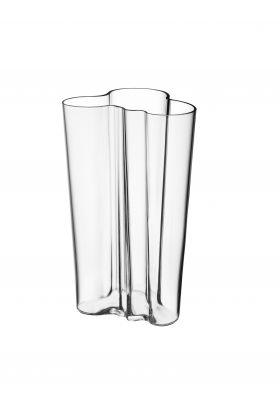 Aalto vase 201mm klar