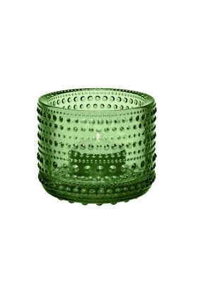 Kastehelmi lyslykt 64mm grønn