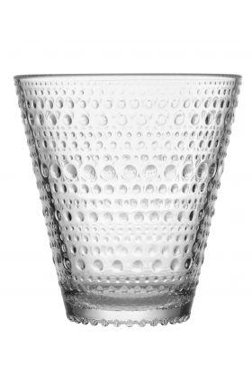 Kastehelmi glass 30cl klar 2-pk