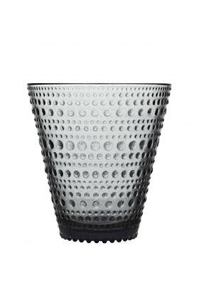 Kastehelmi glass 30cl grå 2-pk
