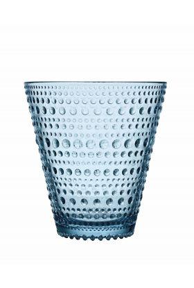 Kastehelmi glass 30cl lysblå 2-pk