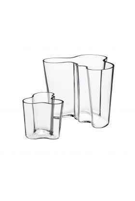 Aalto vase sett 95mm og 160mm klar