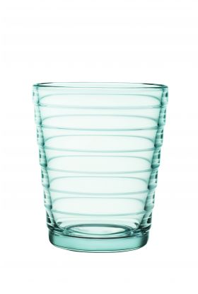 AINO AALTO GLASS VANNGRØNN 2PK 22CL