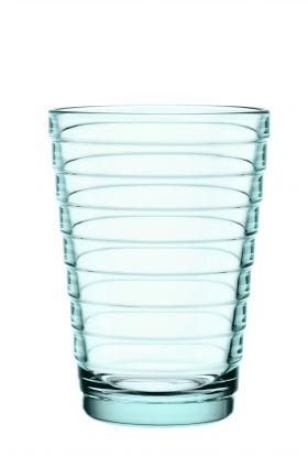 AINO AALTO GLASS VANNGRØNN 2PK 33CL
