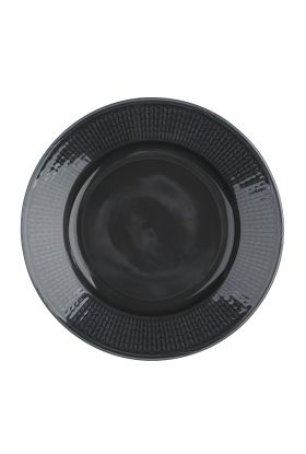 SWGR tallerken 21cm grå/sten
