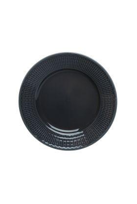 SWGR tallerken 17cm grå/sten