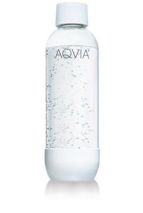 AQVIA VANNFLASKE HVIT 1 L