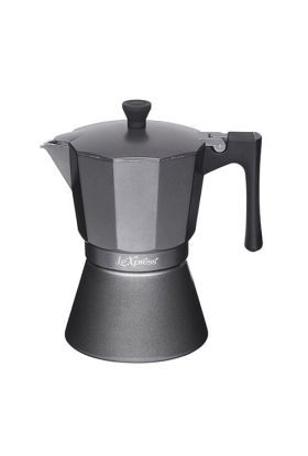 KitchenCraft, espressokanne 6 kopper/29 cl