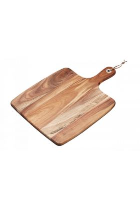KitchenCraft, fjel m/håndtak i akasietre 39x26x1,5cm