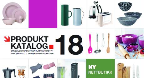 Produktkatalog Traktøren kjøkkenutstyr